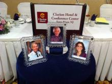 Soroptimist of Toms River Area Hall of Fame Dinner 2013